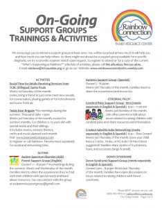 family resource center flyer
