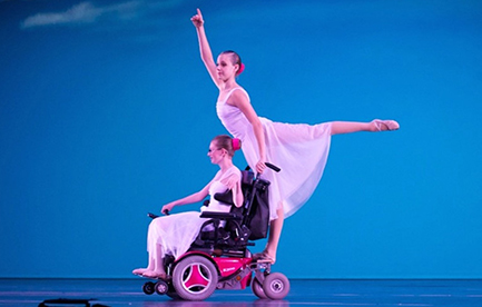 Graceful Expressions: One Young Woman is Changing Minds Through Dance