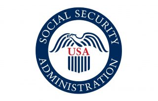 Social Security Administration Logo.