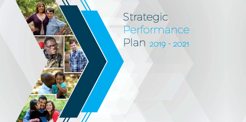 TCRC's Strategic Performance Plan - 2019-2021