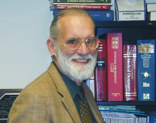 Dr. James O'Hanlon, Psychopharmacologist