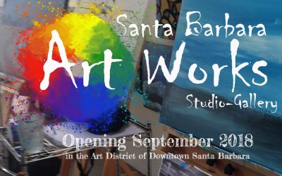 New Art Studio Opens in Santa Barbara