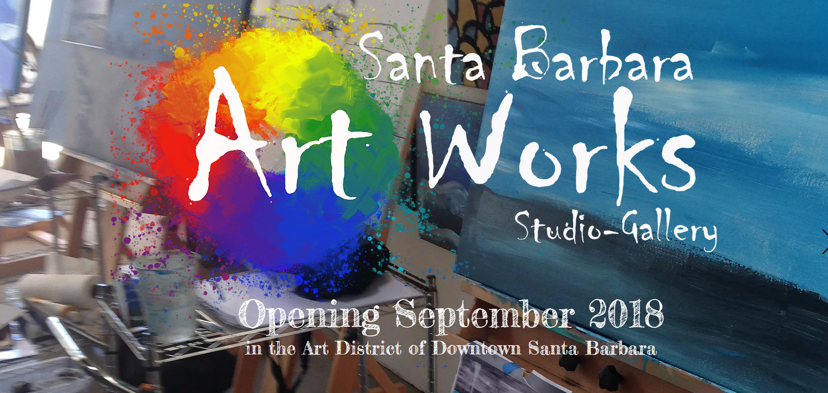 New Art Studio Opens in Santa Barbara