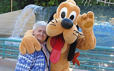 Disneyland Community Involvement Program