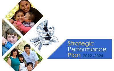 TCRC's Strategic Performance Plan Stakeholder Survey: Mar 15 – Apr 2